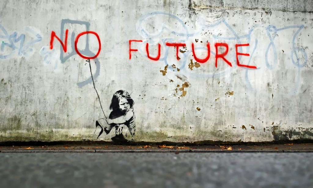banksy - no-future