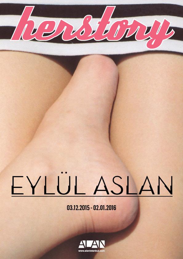 ALAN İstanbul_HERSTORY_Eylul Aslan Sergi